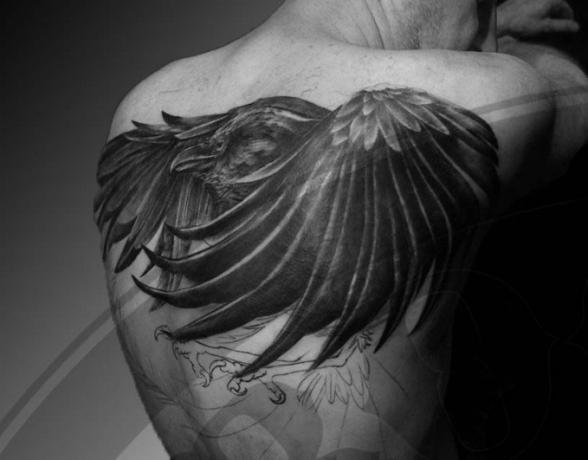 Projet tatouage couleur