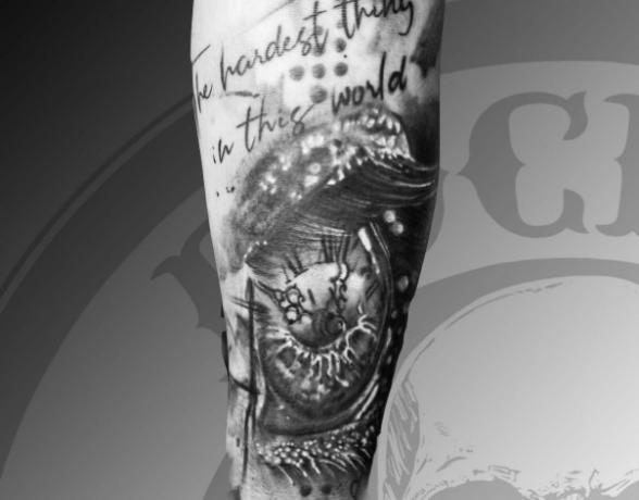 Projet tatouage skater
